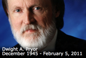 Remembering Dwight Pryor